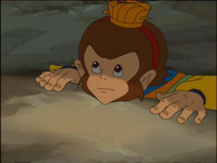 Король обезьян: Новые приключения - Korol obezyan: Novyie priklyucheniya