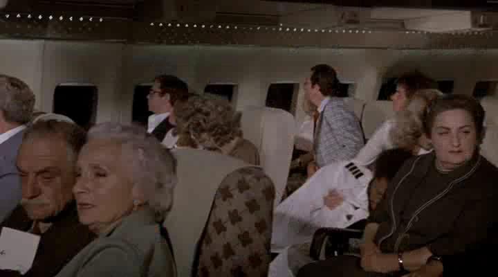 Аэроплан - Airplane!