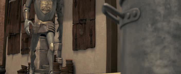 Приключения Десперо - The Tale of Despereaux