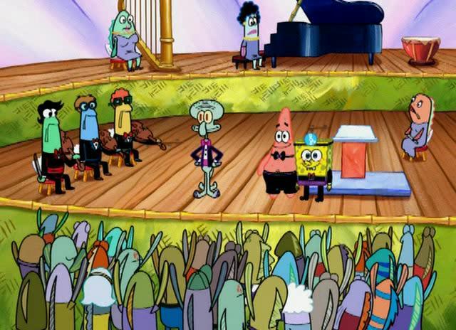 Губка Боб Квадратные Штаны: Спонджикус - Spongebob Squarepants: Spongicus