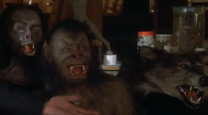 Вой 2: Твоя сестра оборотень - Howling II: Stirba - Werewolf Bitch