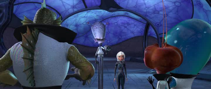 Монстры против пришельцев - Monsters vs. Aliens