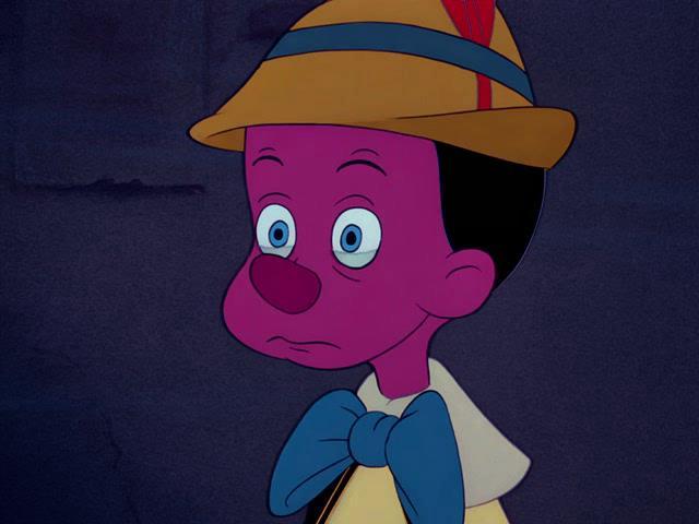 Пиноккио - Pinocchio