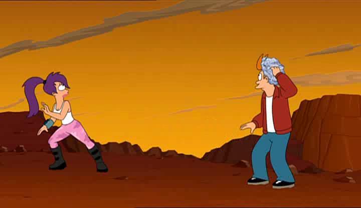 Футурама: В дикую зеленую даль - Futurama: Into the Wild Green Yonder
