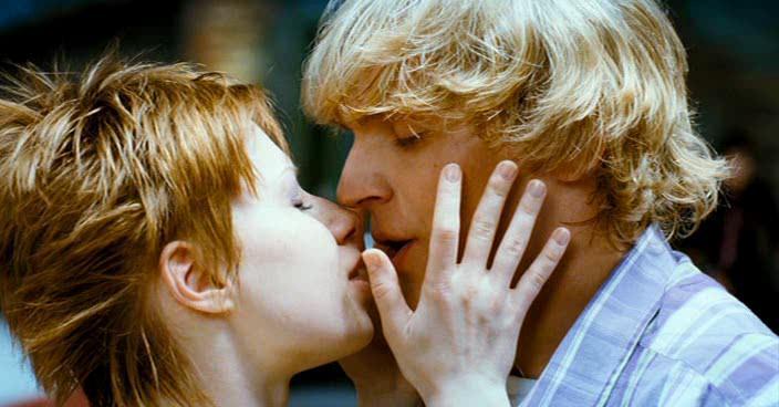 Первая любовь - Pervaya lyubov