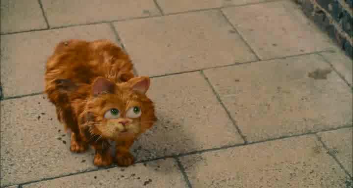 Гарфилд 2: История двух кошечек - Garfield: A Tail of Two Kitties