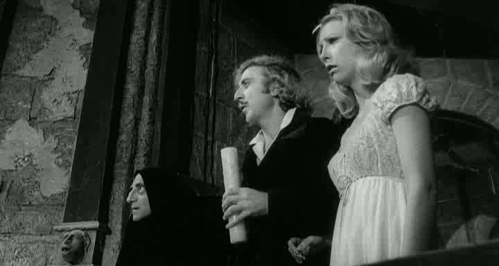 ������� ������������ - Young Frankenstein