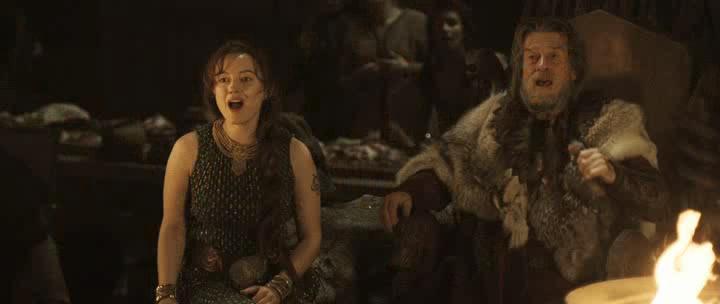 Викинги - Outlander