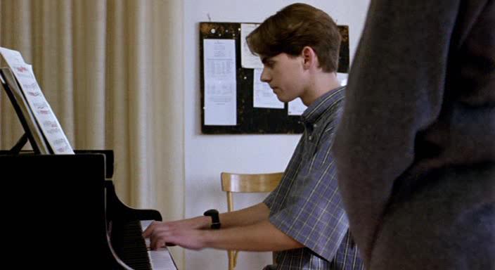 Пианистка - La pianiste