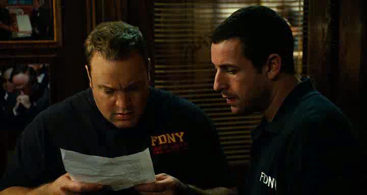 Чак и Ларри: Пожарная свадьба - I Now Pronounce You Chuck $ Larry