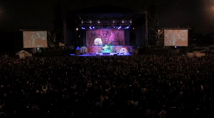 Iron Maiden: Flight 666 - Concert - Iron Maiden: Flight 666 - Concert