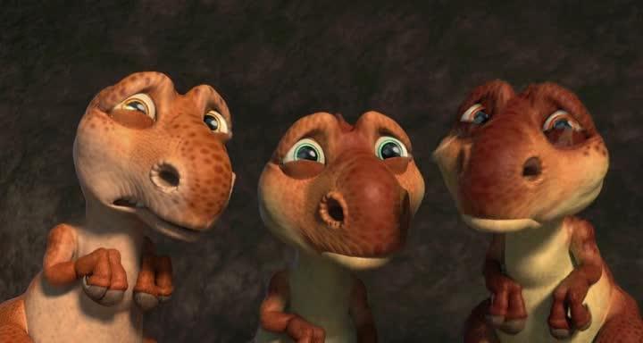 Ледниковый период 3: Эра динозавров - Ice Age: Dawn of the Dinosaurs