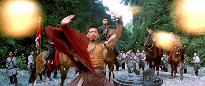 Властелины стихий - Fung wan: Hung ba tin ha
