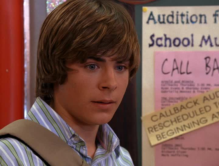 Мюзикл в средней школе - High School Musical