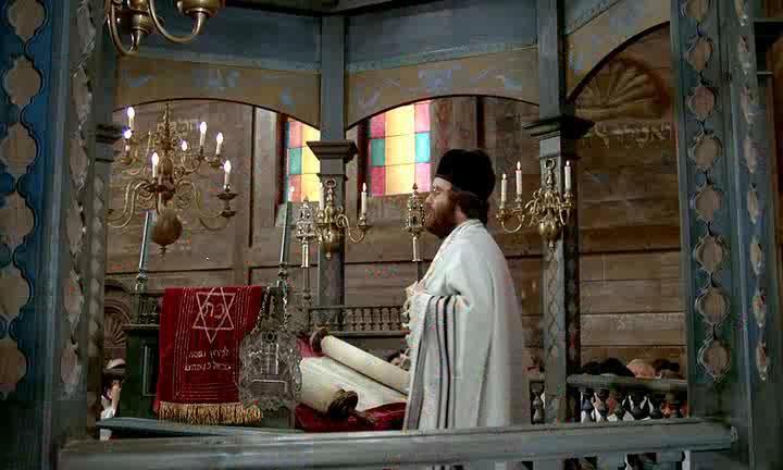Приключения раввина Якова - Les aventures de Rabbi Jacob