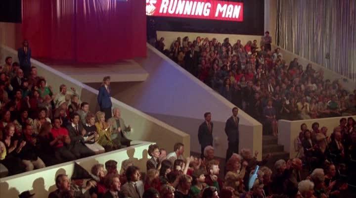 Бегущий человек - The Running Man