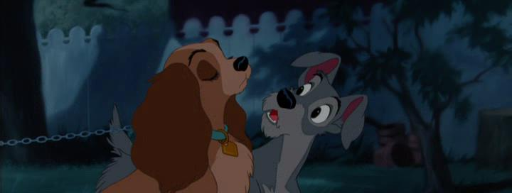 ���� � ������� - Lady and the Tramp