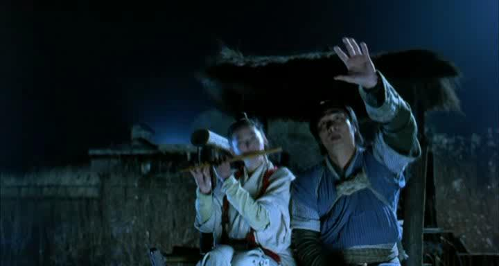 Белый дракон - Fei hap siu baak lung