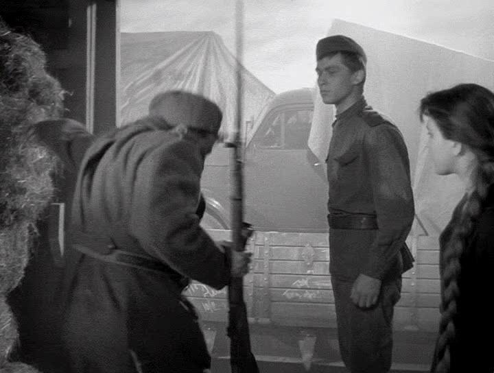 Баллада о солдате - Ballada o soldate