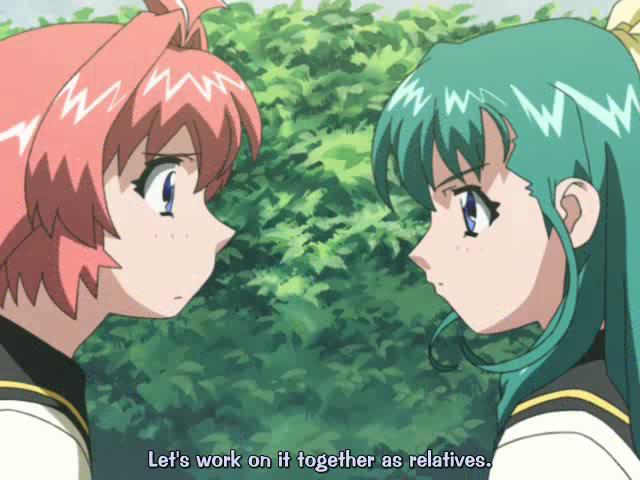 Пожалуйста близнецы - Onegai Twins