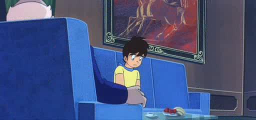 Летающий корабль-призрак - Sora tobu yureisen