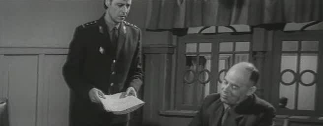 Инспектор уголовного розыска - Inspektor ugolovnogo rozyska