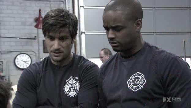 Спаси меня. Сезон 5 - Rescue Me. Season V