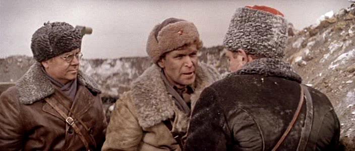 Горячий снег - Goryachiy sneg
