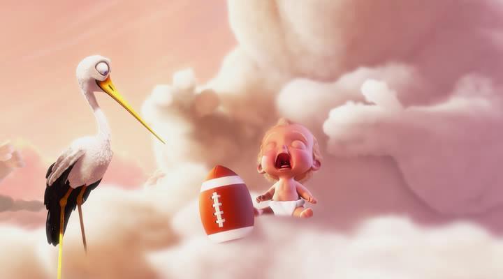 Переменная облачность - Partly Cloudy