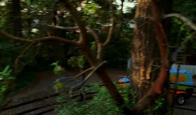 Скуби-Ду 2: Монстры на свободе - Scooby Doo 2: Monsters Unleashed