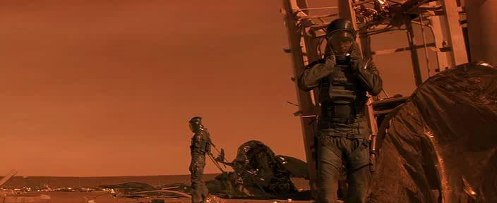 Красная планета - Red Planet