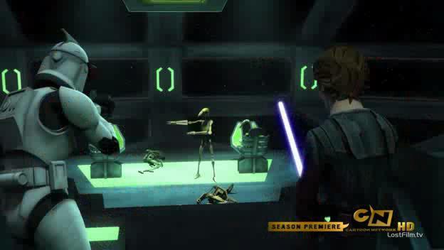 Звездные войны: Клонические войны. Сезон 2 - Star Wars: The Clone Wars. Season II