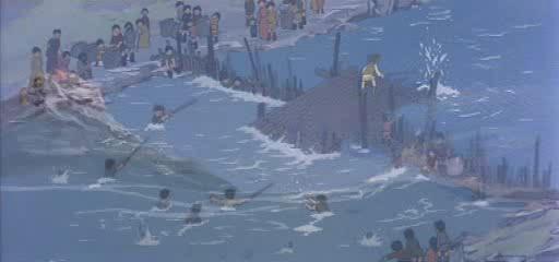 Принц севера - Taiyo no oji: Horusu no daiboken