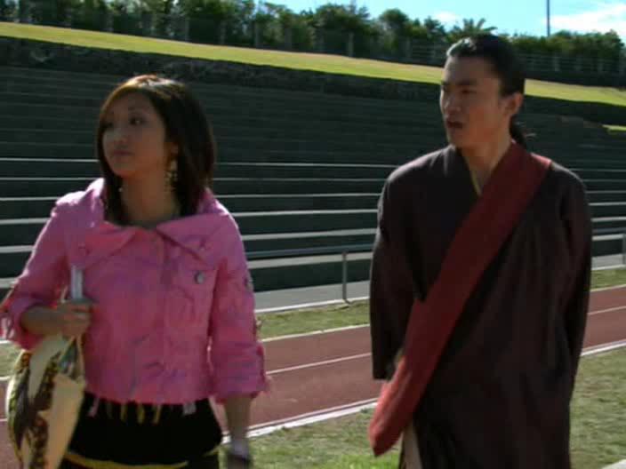 Венди Ву: Королева в бою - Wendy Wu: Homecoming Warrior