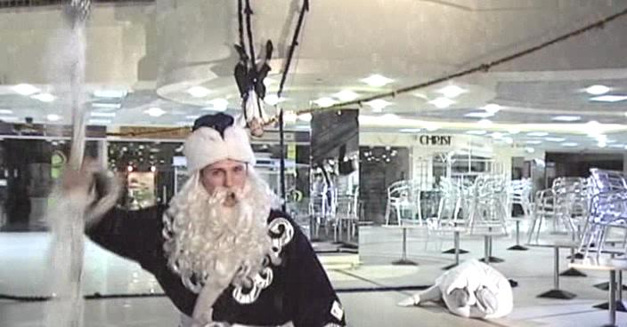 ���� � ���������� ���� - Odin v novogodnjuju noch