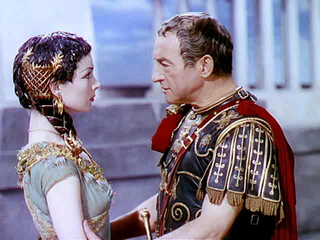 Цезарь и Клеопатра - Caesar and Cleopatra