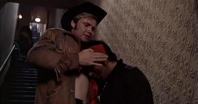 Полуночный ковбой - Midnight Cowboy