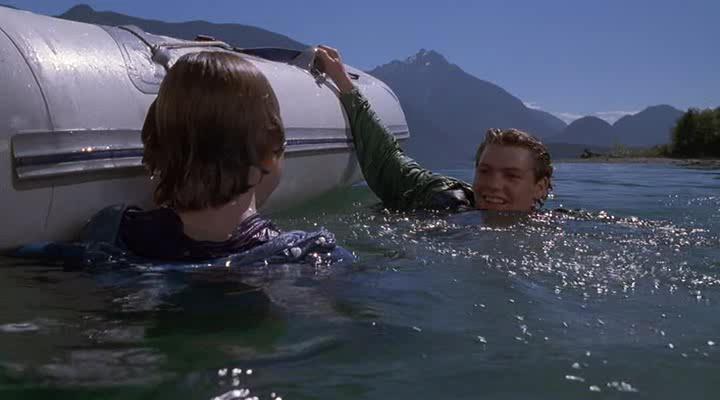 Освободите Вилли 3: Спасение - Free Willy 3: The Rescue