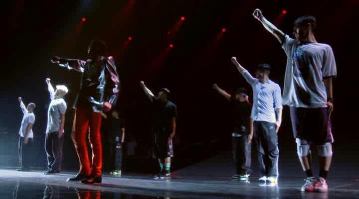 Майкл Джексон: Вот и все - This Is It