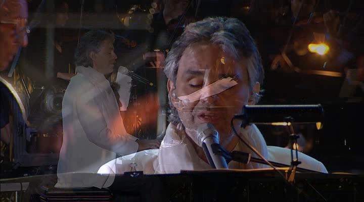 Andrea Bocelli: Vivere - Live In Tuscany - Andrea Bocelli: Vivere - Live In Tuscany