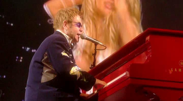 Elton John: The Red Piano - Elton John: The Red Piano