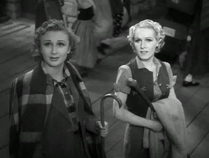 ���� �������� - The Lady Vanishes