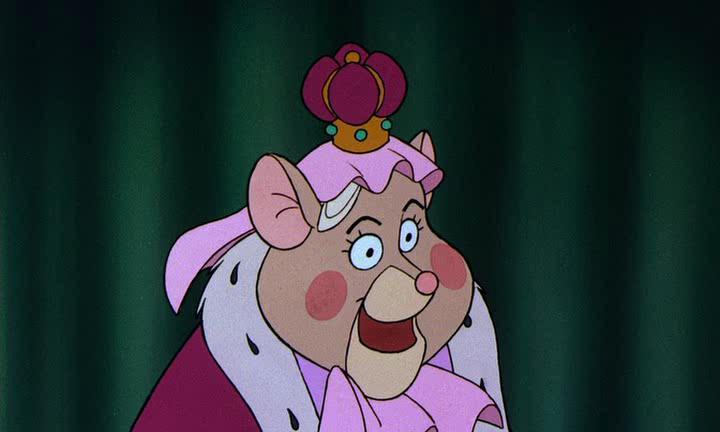 Великий мышиный сыщик - The Great Mouse Detective