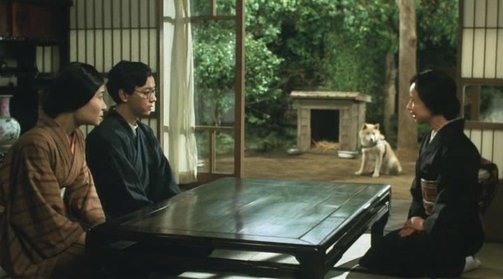 История Хатико - Hachiko monogatari
