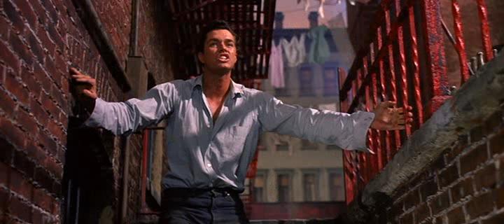Вестсайдская история - West Side Story