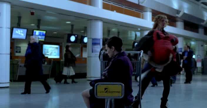 Девушка на грани нервного срыва - Romaine par moins 30