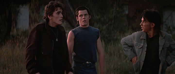 Изгои - The Outsiders