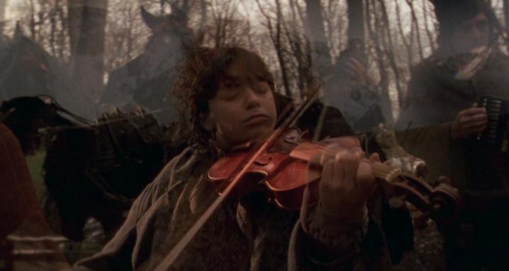 Красная скрипка - Le violon rouge