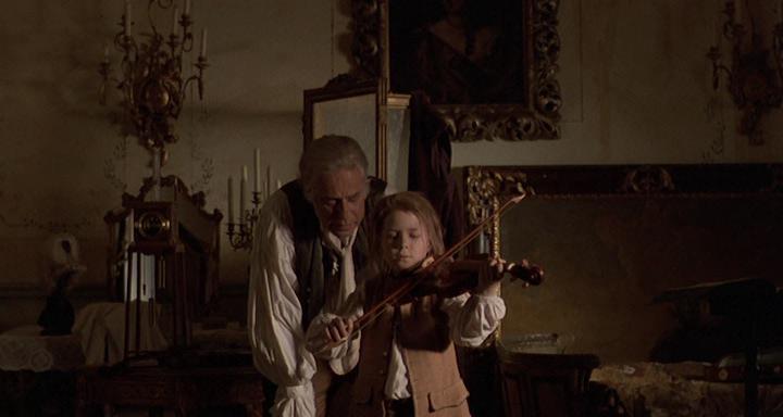 ������� ������� - Le violon rouge