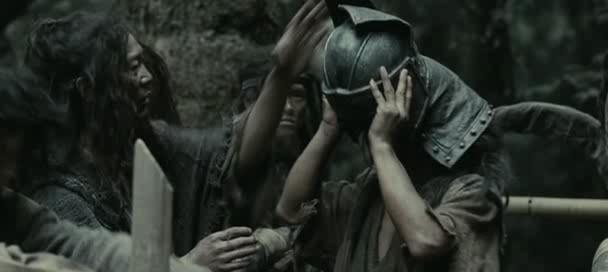 Маленький большой солдат - Da bing xiao jiang